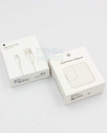 kit de carga rapida para iphone