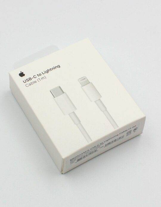 USB-C-a Lightning apple
