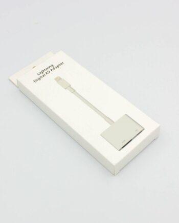 Adaptador AV digital Lightning